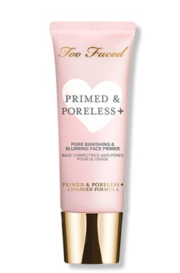 Primed & Poreless+ Pore-Banishing & Blurring Face Primer